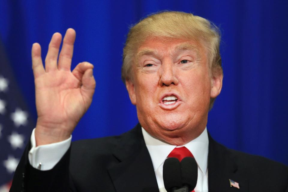 ISIS calls Trump