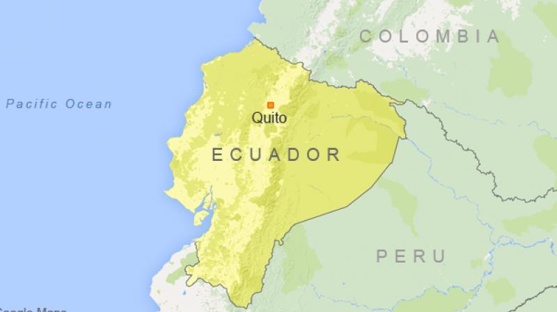 22 killed in Army plane crashes in Ecuador