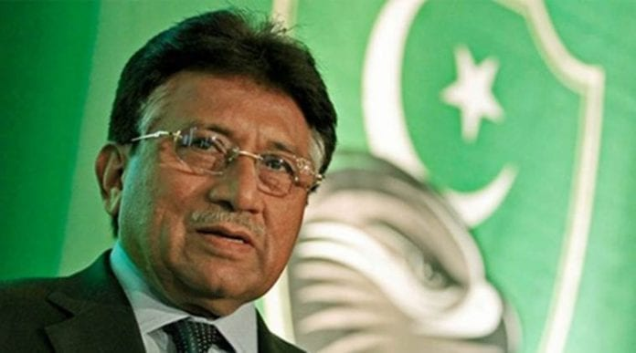Pakistan SC to entertain Musharraf