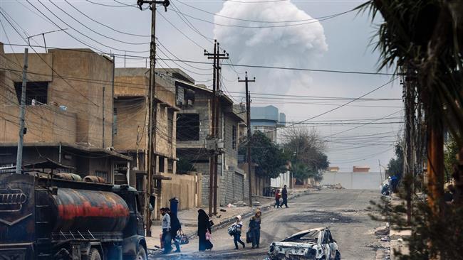 Car bombs kill 15 in Iraq's Mosul