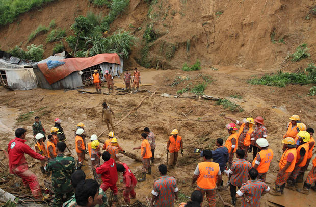 Bangladesh landslides toll reaches 137