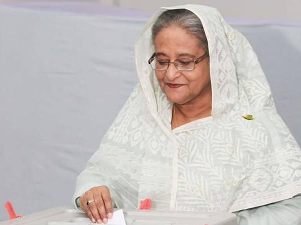 Bangladesh court sentences 9 activists to death for attacking PM Sheikh Hasina