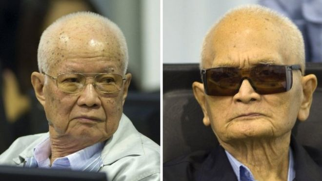 Khmer Rouge leaders found guilty of Cambodia genocide