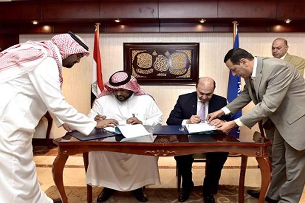 Saudi-Egypt JV to build $1bn steel complex in Suez