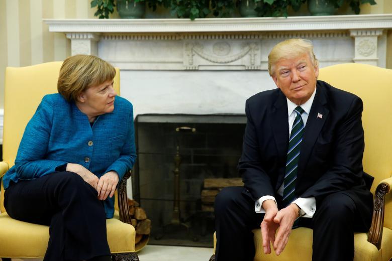 Trump, Merkel discuss Afghanistan by phone: White House
