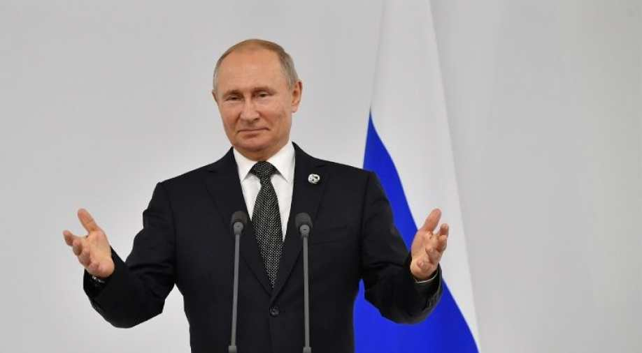 Putin to take part in peace conference on Libya in Germany