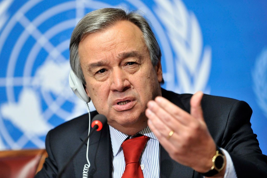 UN chief Antonio Guterres pushes for probe of Gulf tanker attacks