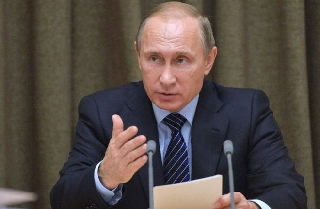 Russia reacting calmly to military drills conducted by NATO: Putin