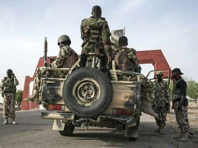 Twelve killed in Nigeria church shooting