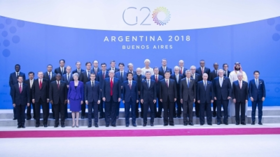 Saudi Arabia to host G20 summit in November 2020