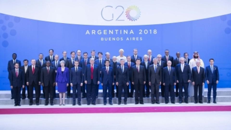 Saudi Arabia to host G20 summit in November 2020