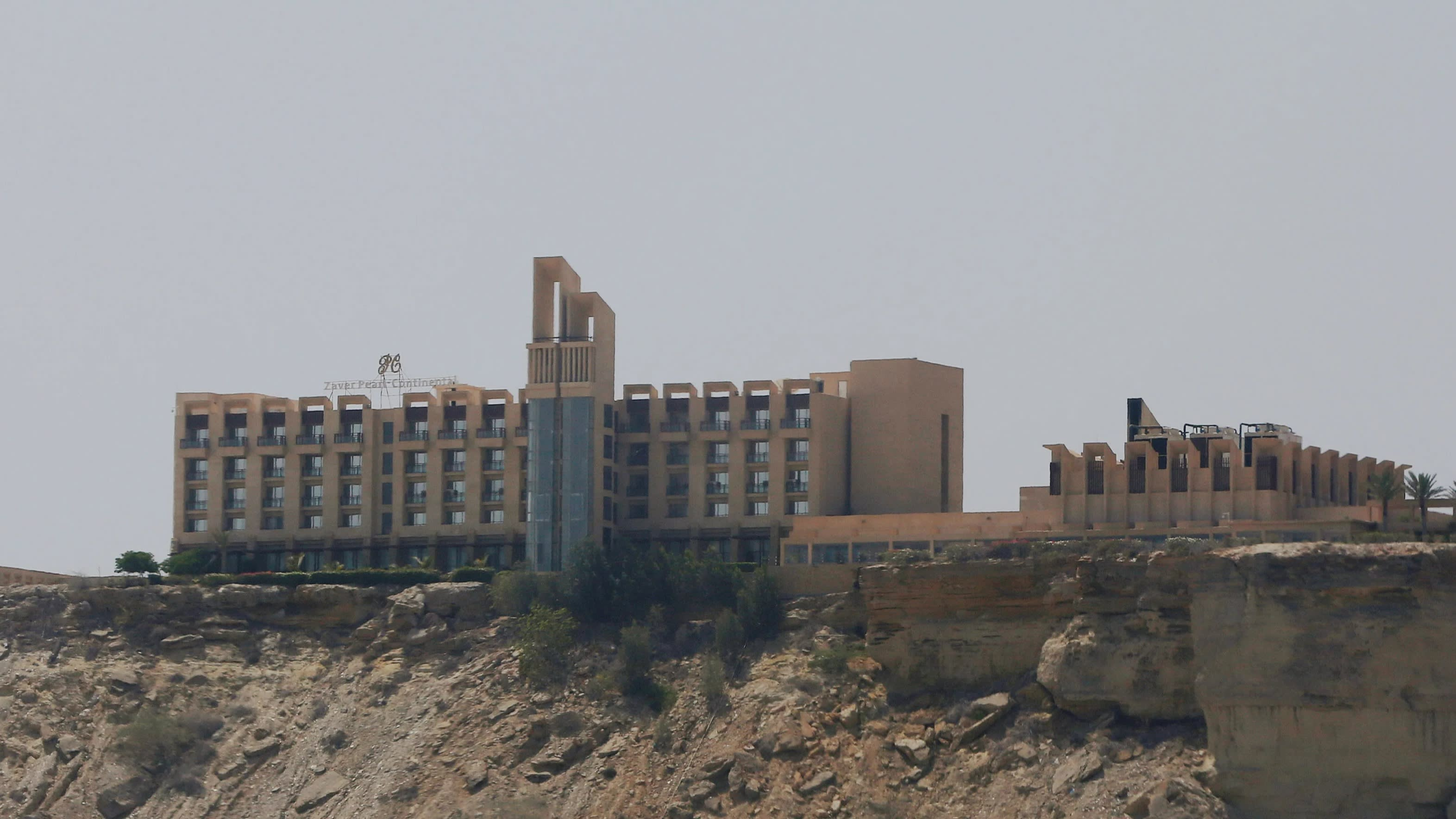 Gunmen storm five-star hotel in Pakistan, killing at least one
