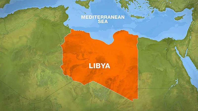 At least 40 feared dead after boat capsizes off coast of Libya