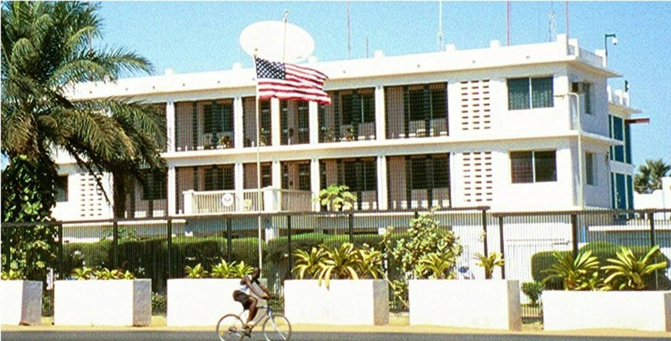 US reopens Gambia embassy