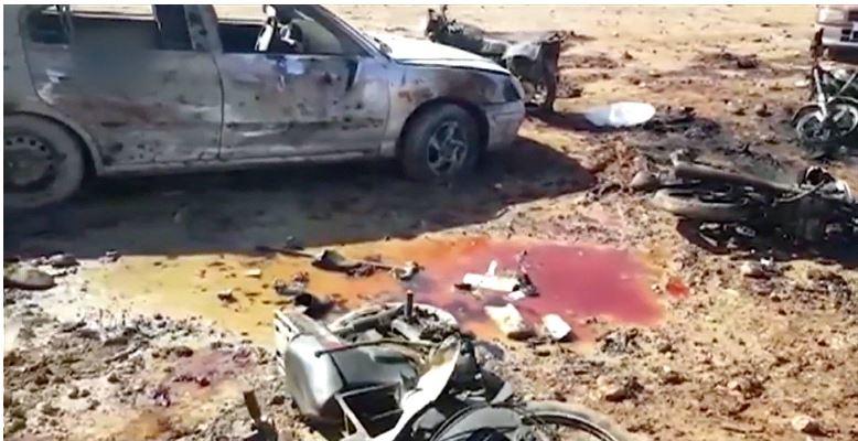 syria:carbombkills41nearalbabafterisdefeat
