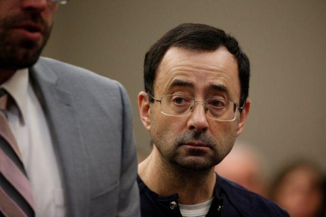 Ex-USA Gymnastics team doctor Nassar sentenced to 40 to 175 years in jail