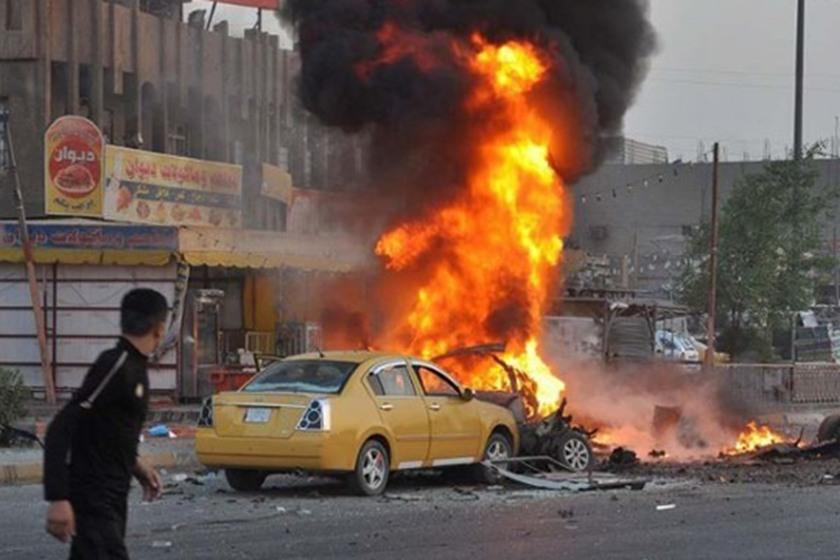 7 killed in a roadside blast in Iraq
