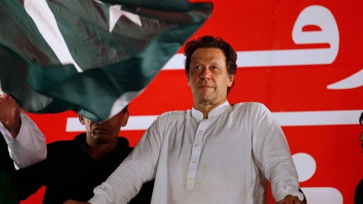 Imran Khan moots launching of joint projects among BRI countries