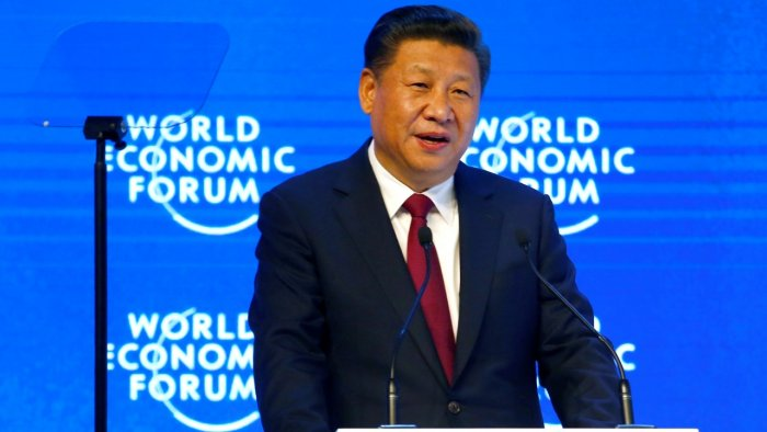 Chinese leader Xi Jinping warns Davos forum against new Cold War