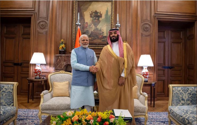 Pakistan, India hope to reap investment from Saudi prince