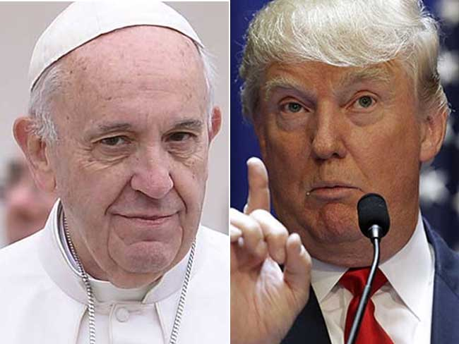 Vatican to Trump: It