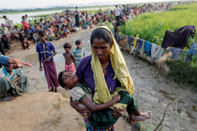 ICC Judges approve an investigation into crimes against Myanmar