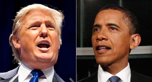 Obama hits out at Trump, says graduates walls won