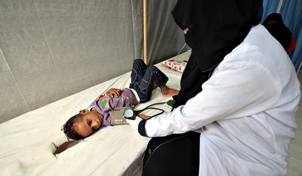 Yemen declares state of emergency over cholera outbreak
