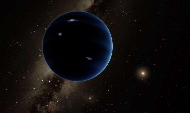 Planet Nine is not real but there