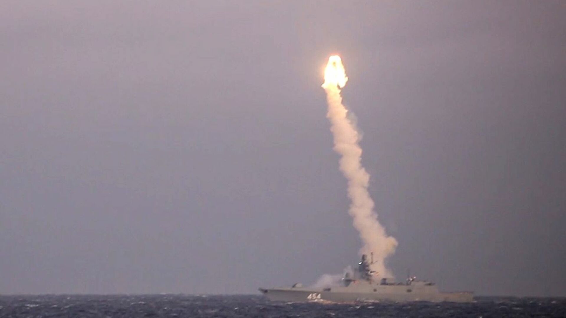 russiasuccessfullytestfireszirkonhypersoniccruisemissilefromnuclearsubmarine