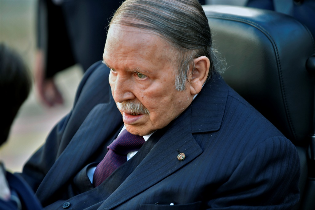 Algerian President Abdelaziz Bouteflika will not seek fifth term