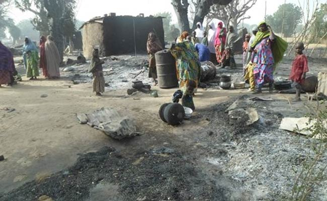 86 people killed in attack by Islamic extremists in Nigeria