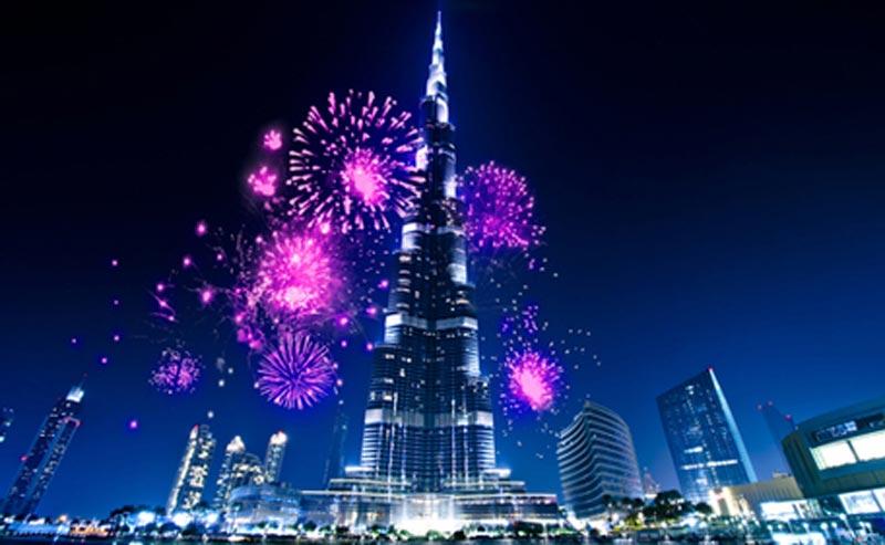 New Year fireworks at Burj Khalifa to return this year