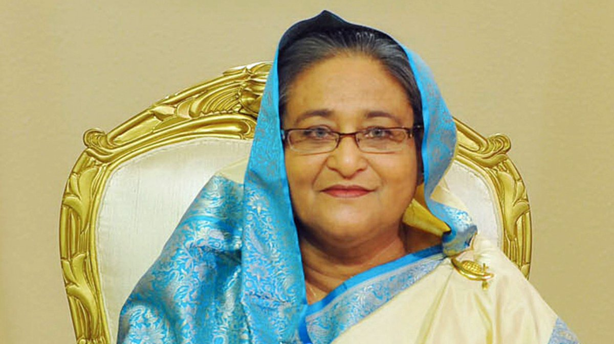 Bangladesh PM Sheikh Hasina embarks on five day visit to China