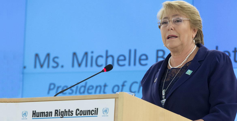 UNHRC Chief calls Saudi Arabia