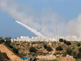 Around 3,000 rockets fired towards Israel from Gaza: Israel Army