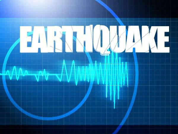 5.5 magnitude earthquake hits Myanmar-India border