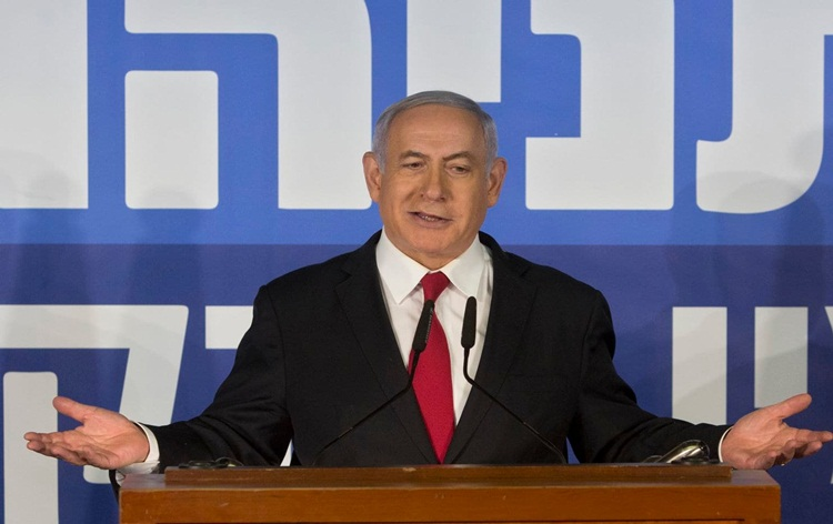 Benjamin Netanyahu sworn-in as Israel