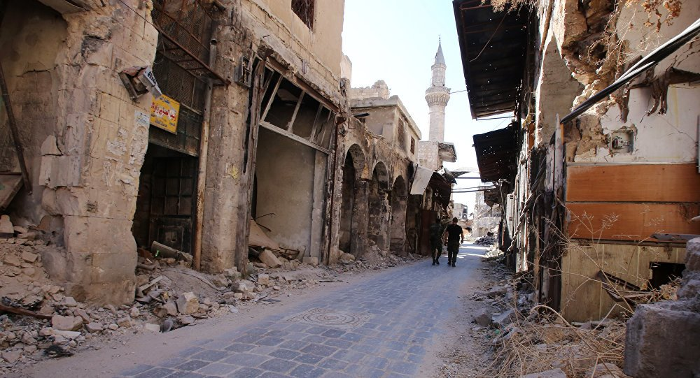 Militants Intensified Shelling Aleppo Killing 15 People, Injuring 150  Read more