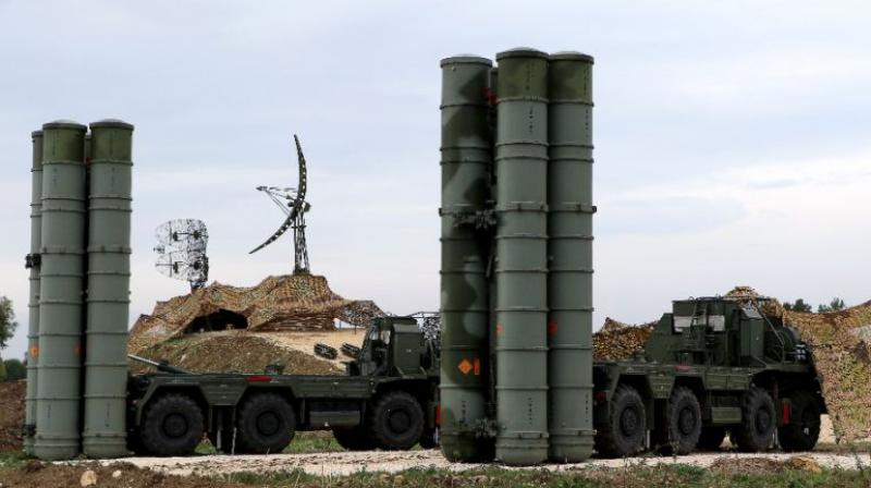 S-400 defence missile systems will be delivered to India within 18-19 months: Russia