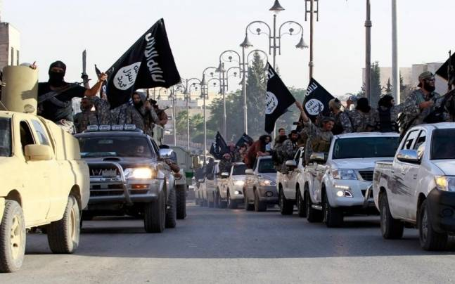 New U.S. intelligence report says Islamic State weaker
