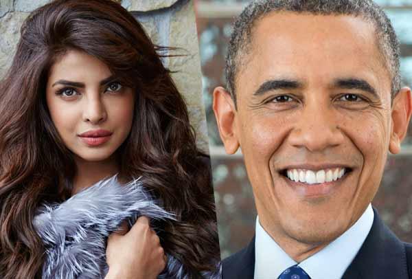 Priyanka Chopra to dine with US President Barack Obama