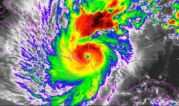 breaking:tsunamiwarningafterstrongearthquakerockscentralamericaduringhurricane