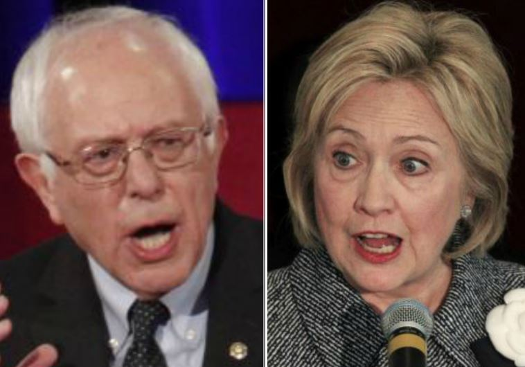 Hillary, Sanders spar over economic growth and energy security