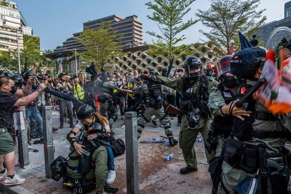 China warns of even tougher security measures in Hong Kong