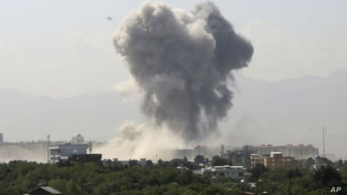 Multiple blasts in Afghanistan leave 66 injured
