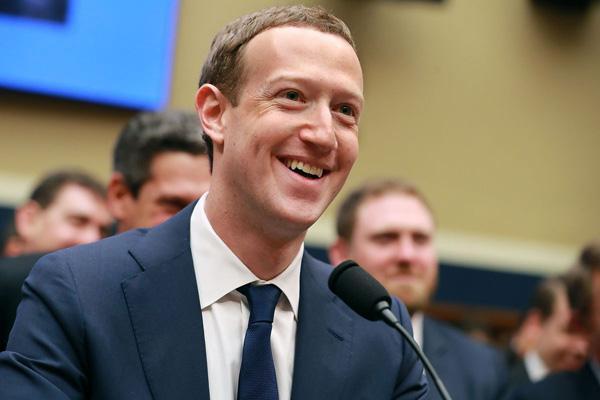 Mark Zuckerberg rejects call to break up Facebook