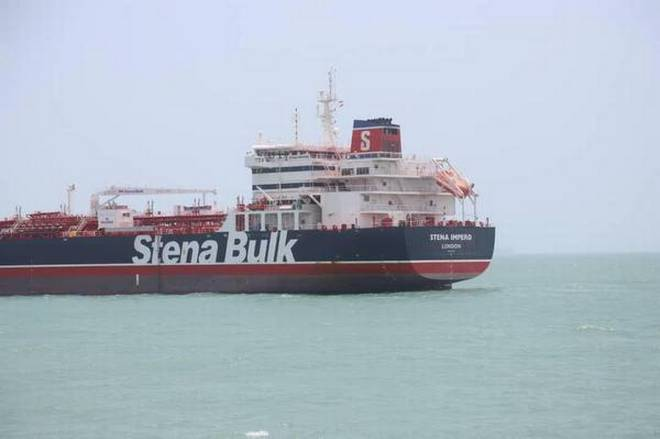 Iran releases 9 Indians detained aboard MT Riah: MEA