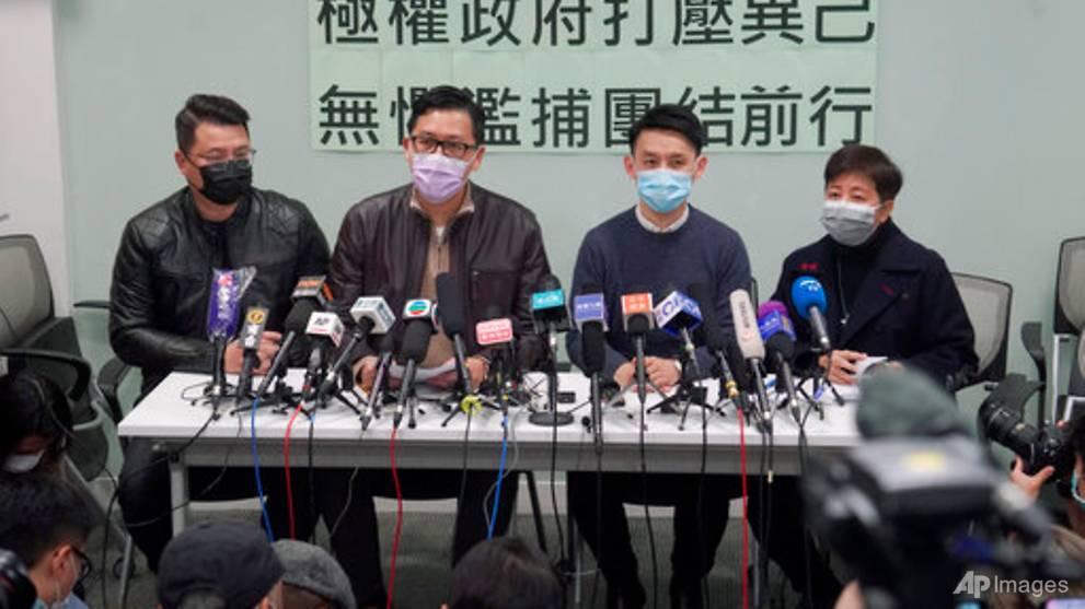hongkonggrantsbailtoarrestedprodemocracyactivists