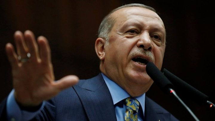 Turkish President blames Saudi for its direct involvement in murder of Jamal Khashoggi